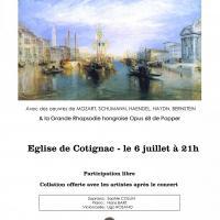 Concert à Cotignac 2014