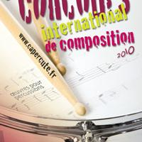 Concours International de composition de Cannes 2010