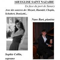 Concert Sanary-sur-mer 2015