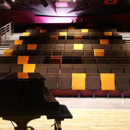 Auditorium de Cabriès / Nans Bart, pianiste