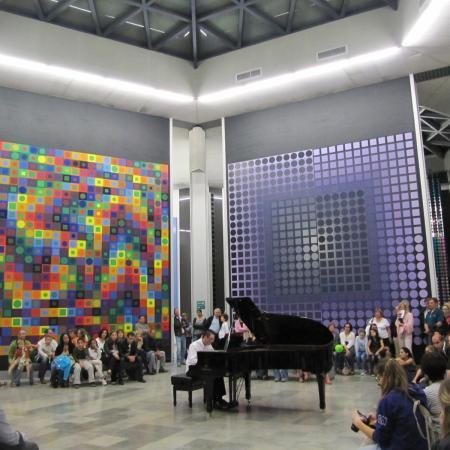 Nuit européenne des musées / Fondation Vasarely, Aix-en-Provence