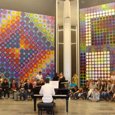 Fondation Vasarely / Aix-en-Provence