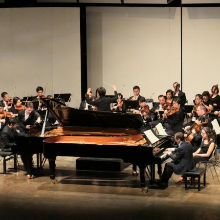 Festival de La Roque-d'Antheron, 26 juillet 2017 / Mozart et Poulenc