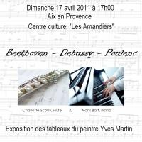 Concert Poulenc 2011