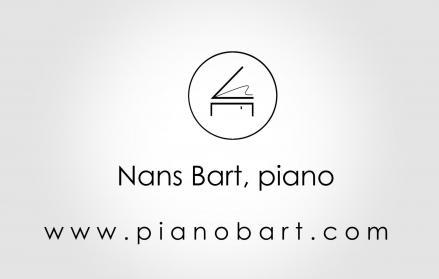 Nans Bart, piano