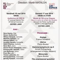 Pionniers du XXème Siècle - Musée de l'Air et de l'Espace du Bourget